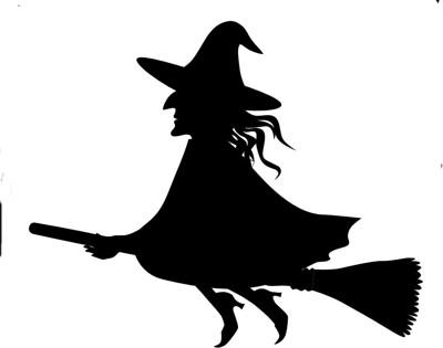 Hexen Abzählreim für Kinder zu Halloween