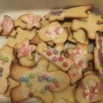 Weihnachtsstaffel: Durcheinander bei den Weihnachtskeksen</span>