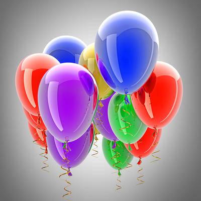 Bewegungsspiel Luftballon