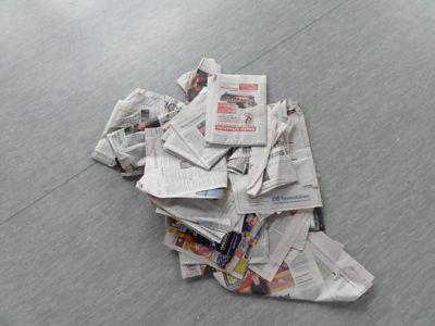 Zeitungen im Sport