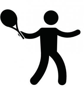 Tennis mit Kindern