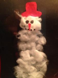 Schneemann bist ein armer Wicht