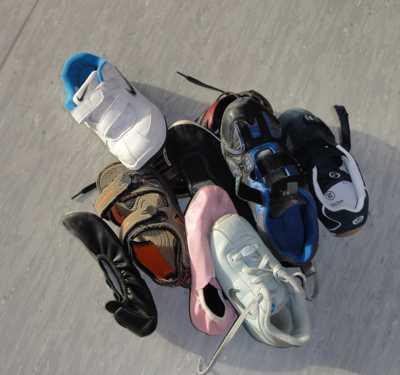 Schuhsalat