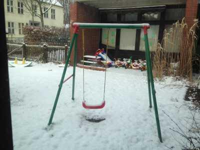 "Schnee, Schnee.. <br /><span class=""second""> Winter Fingerspiel</span>"
