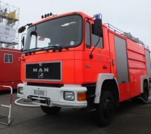 Feuerwehr - Lied