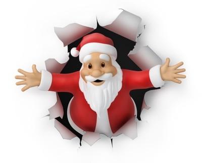 """Findet das Weihnachtsbild  <br /><span class=""""second""""> Raumorientierung</span>"""