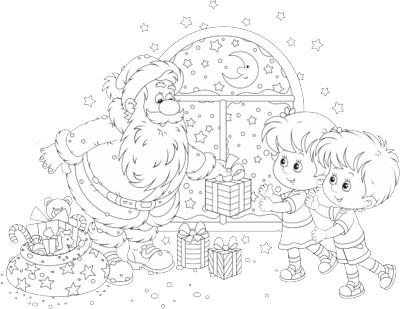 Singen zu Weihnachten