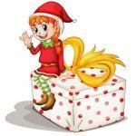 """Wir erraten die Geschenke  <br /><span class=""""second""""> Weihnachtsspiel</span>"""
