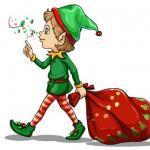 """Zwerge und Elfen helfen dem Weihnachtsmann  <br /><span class=""""second""""> Weihnachtsspiel Kindersport</span>"""