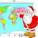 """Briefe an den Weihnachtsmann  <br /><span class=""""second""""> Farbspiel</span>"""