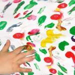 """Ein Fingerspiel über die Farben  <br /><span class=""""second""""> Fingerspiel</span>"""