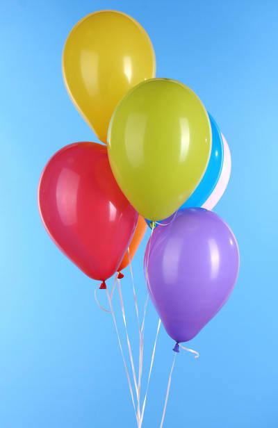 """Luftballonhimmel  <br /><span class=""""second""""> Luftballonentspannung</span>"""