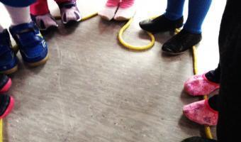 Kreisspiele für Kinder