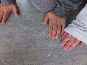 Spiel mit Kleinkindern