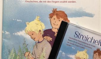 """Streichelwiese"" CD + Buch</span>"