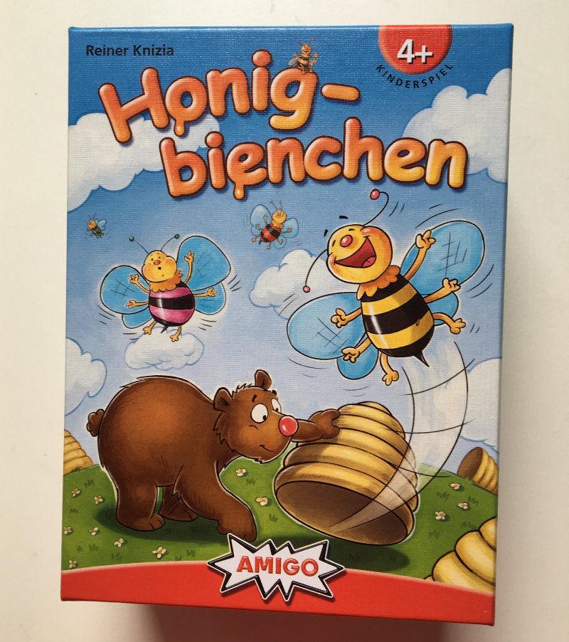 Honigbienchen Spiel