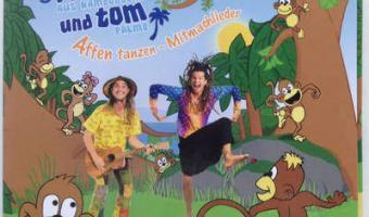 """""""Affen tanzen – Mitmachlieder"""" von Rodscha und Tom</span>"""