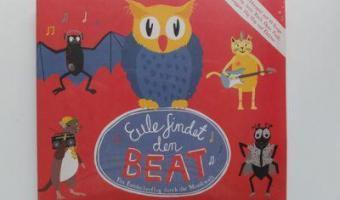 """Eule findet den Beat  <br /><span class=""""second""""> Kindermusik und Hörspiele</span>"""