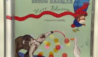 """""""Herr Blume"""" von Bruno Hächler</span>"""