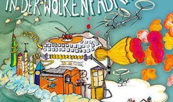 """""""In der Wolkenfabrik"""" von Toni Geiling und das Wolkenorchester</span>"""