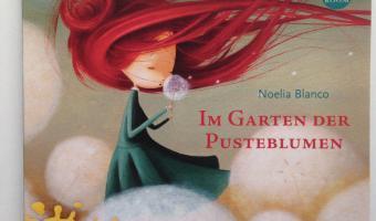 """""""Im Garten der Pusteblumen"""" von Noelia Blanco</span>"""