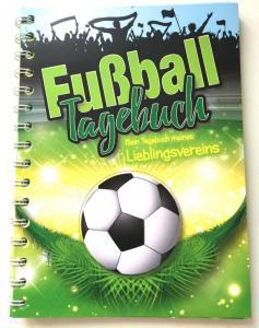 Fußball Tagebuch