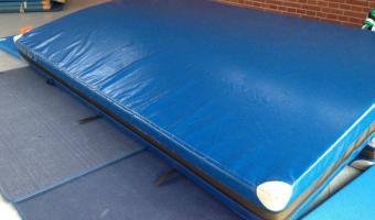 Sport mit Weichbodenmatten