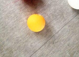 Luftballon im Kindersport