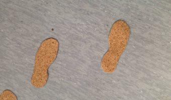 Koordination Hand und Fuß