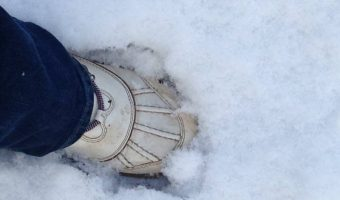Spiele im Schnee