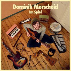 CD Cover Im Spiel, CD Dominik Merscheid