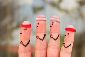 Fingerspiel Berufe